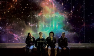 Alone on the Moon Spectra