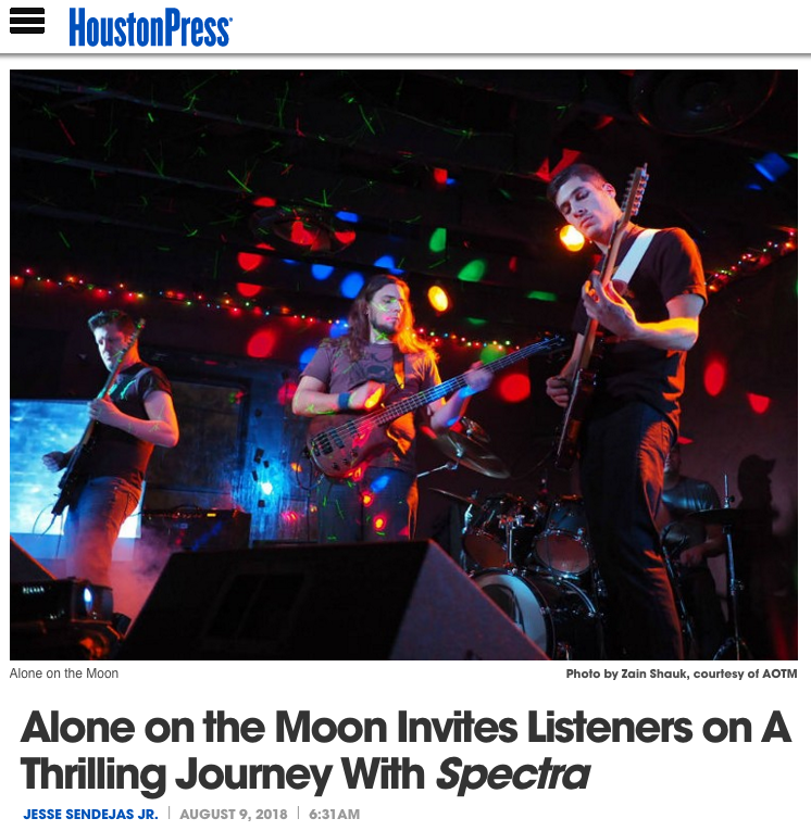 alone on the moon houston press story